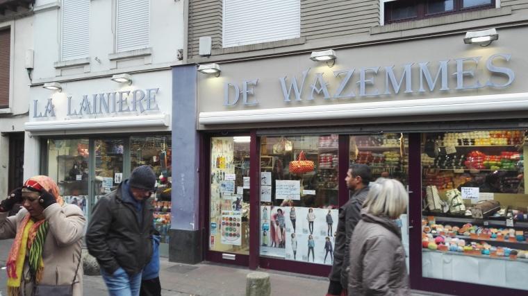 La Lainière de Wazemmes à Lille