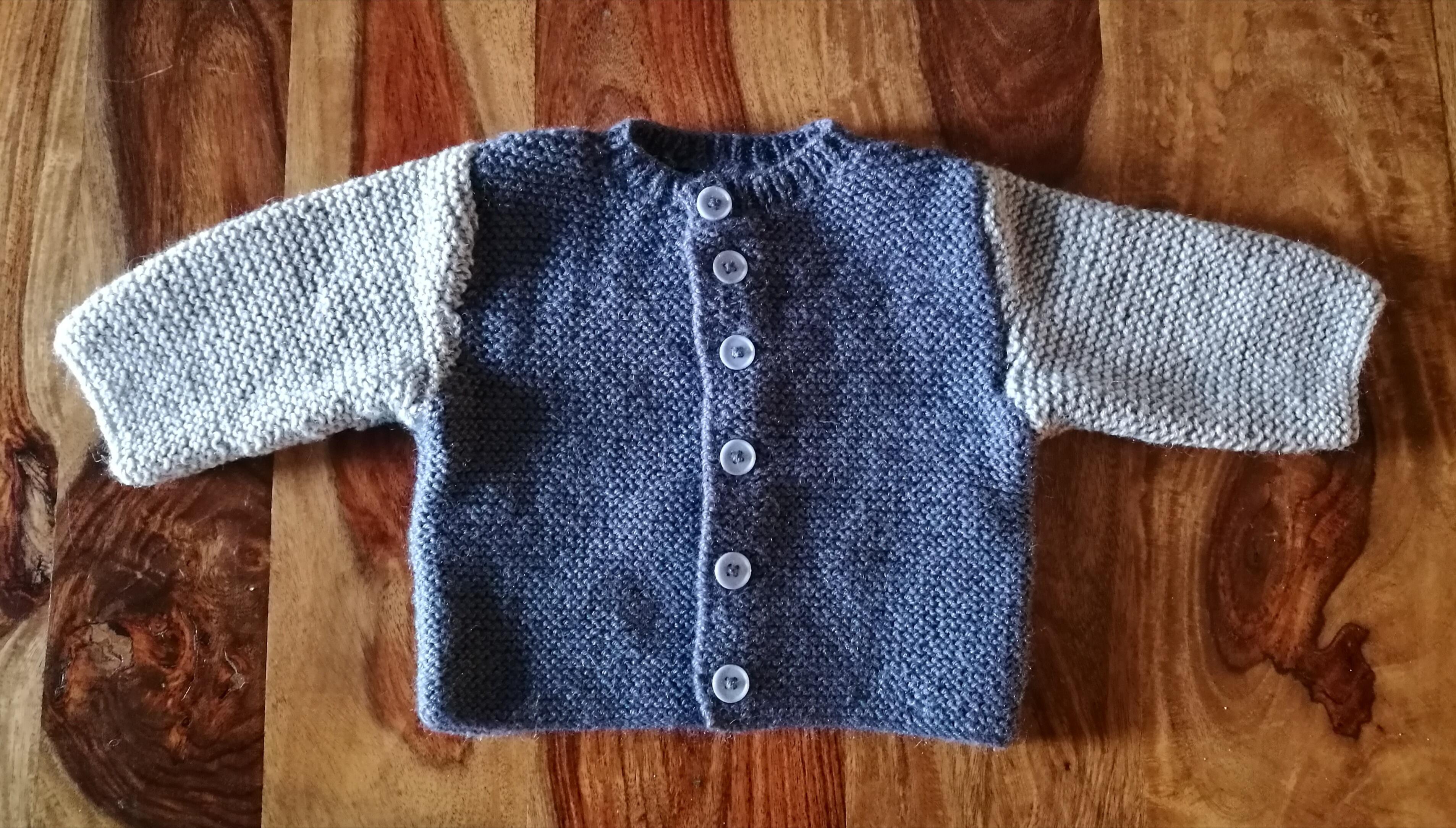 comprendre un patron de tricot