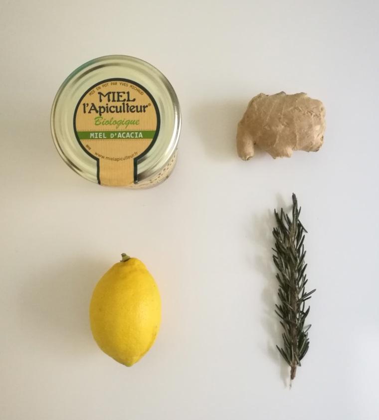 Ingrédients potion magique