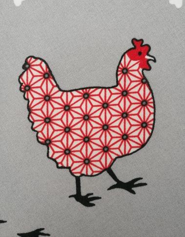 Set poules étoiles