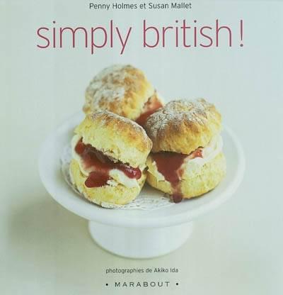 Livre cuisine british