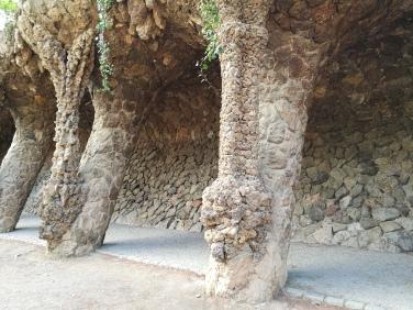 Le portique de la Lavandière