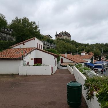 Le petit village de pêcheurs